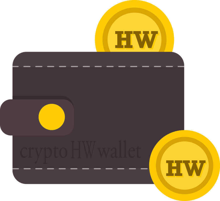 Hardware Wallets icon